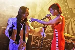 Михаил Нахимович и Екатерина Белоброва