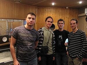 Евгений Снурников, Николай Курпан, Андрей Кулешов, Михаил Нахимович