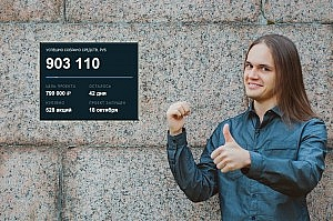 Собрано 900 тысяч рублей!